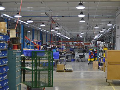 Starline - DC Solutions - Iluminación - Lighting